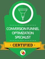 Conversion Funnel Optimization Specialist