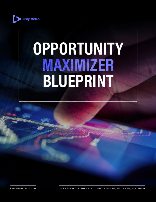 Crisp Coach Opportunity Maximizer BluePrint COVER