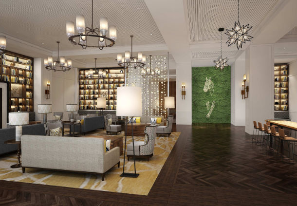 Hotel at Avalon