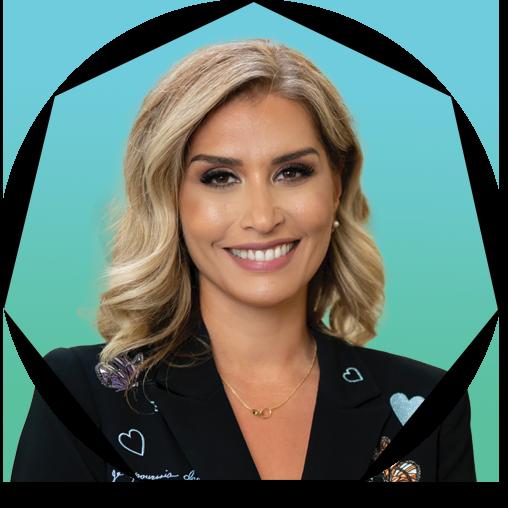 Mariam Kuregyan Headshot